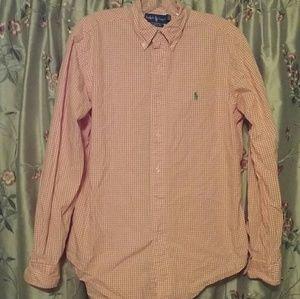 Men's Ralph Lauren Classic Fit Button Down Shirt
